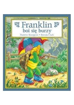 Franklin boi sie burzy