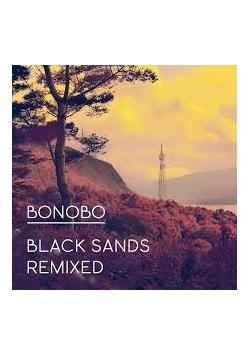 Black Sands Remixed , płyta CD