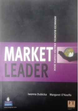 Market Leader, Advanced business english course book