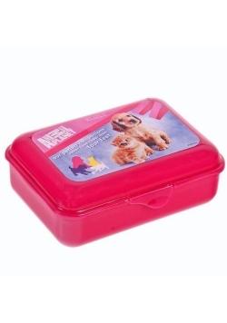 Pudełko śniadaniowe Animal Planet