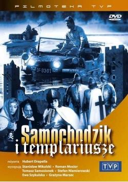 Samochodzik i templariusze DVD