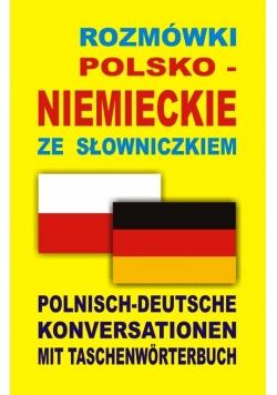 Rozmówki polsko niemieckie ze słowniczkiem