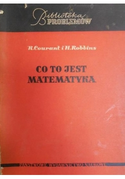 Co to jest matematyka