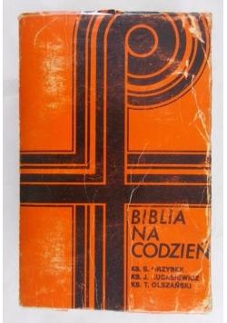 Biblia na codzień