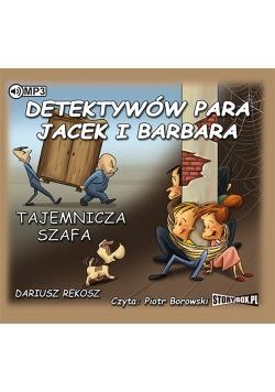 Detektywów para, Jacek i Barbara Tajemnicza szafa