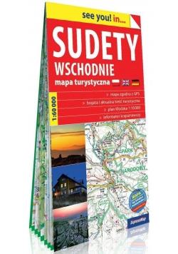 See you! in... Sudety Wschodnie mapa w.2018