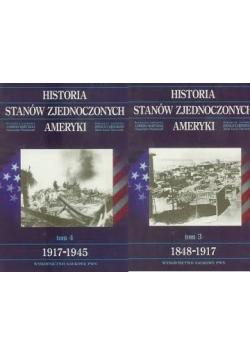 Historia Stanów Zjednoczonych Ameryki, tom 3,4