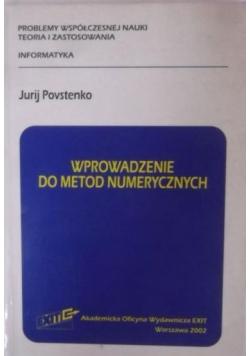 Wprowadzenie do metod numerycznych