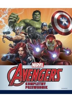 Marvel Avengers Kompletny przewodnik