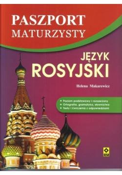 Paszport maturzysty Język Rosyjski RM