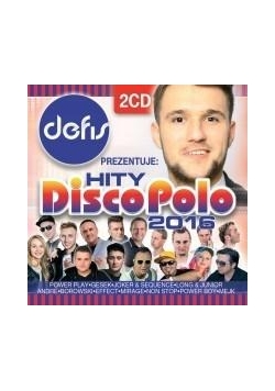 Defis prezentuje - Hity Disco Polo 2016 (2CD)
