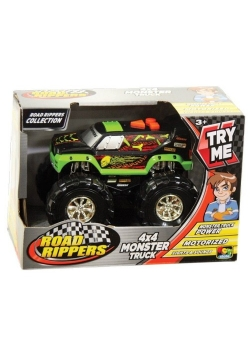 4x4 Monster Truck Road Rippers