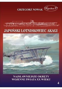 Japoński lotniskowiec Akagi