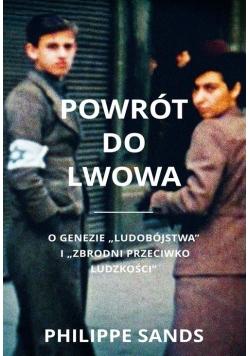 Powrót do Lwowa