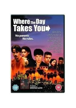 Where the day takes You, Płyta DVD