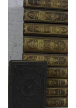 Lessing's Werke, zestaw 10 książek
