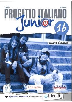 Progetto Italiano Junior 1B PW. 8 zeszyt ćwiczeń