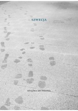 Szwecja. Książka do pisania