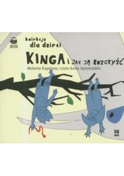 Kinga i jak ją rozgryźć audiobook