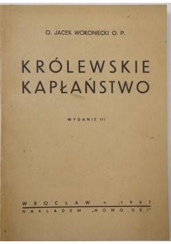 Królewskie kapłaństwo 1948 r.