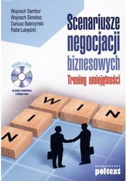 Scenariusze negocjacji biznesowych trening