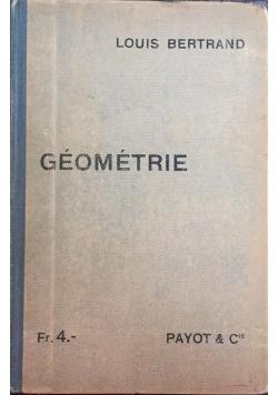 Geometrie, 1934 r.
