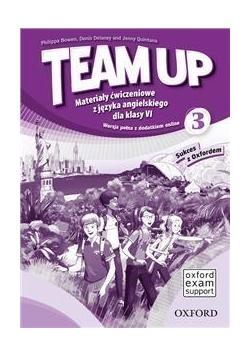 Team Up 3 materiały ćwiczeniowe wersja pełna