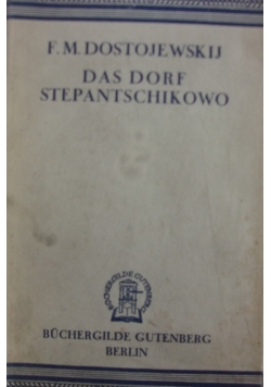 Das dorf stepantschikowo, 1950r.