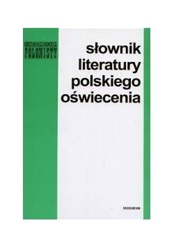 Słownik literatury polskiego oświecenia