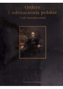 Ordery i odznaczenia polskie