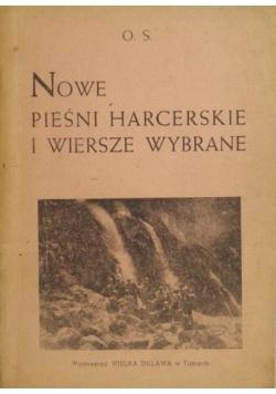 Nowe pieśni harcerskie i wiersze wybrane, 1946 r.