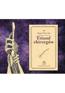 Triumf chirurgów. Audiobook