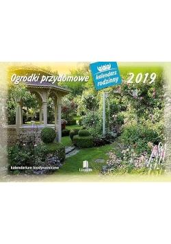 Kalendarz 2019 Rodzinny Ogródki przydomowe WL11