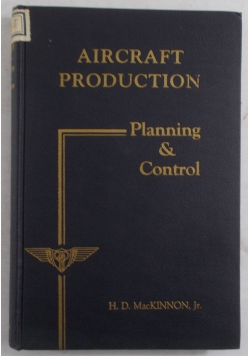 Aircraft producton. Planning & Control