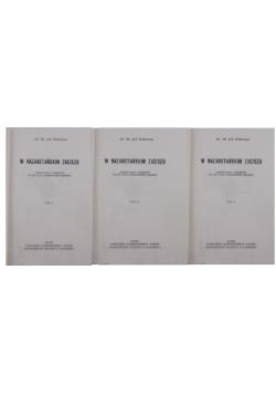 W nazaretańskim zaciszu, tom 1-3