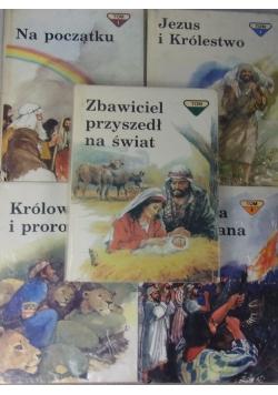 Biblijne opowiadania dla najmłodszych