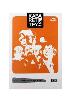 Kabarety 4, płyta DVD , NOWA