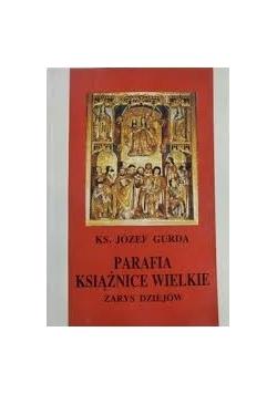 Parafia Książnice Wielkie, zarys dziejów