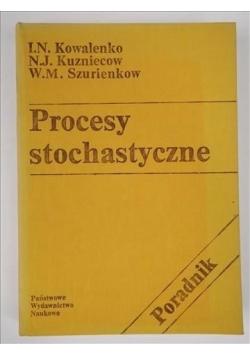 Procesy stochastyczne