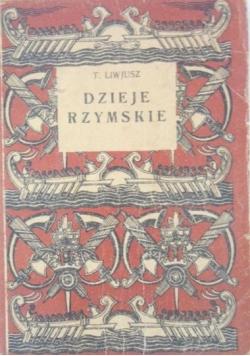 Dzieje rzymskie, 1930 r.