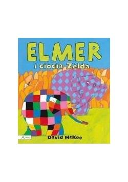 Elmer i ciocia Zelda w.2018