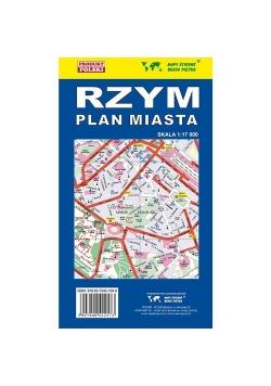 Rzym plan miasta 1:17 000
