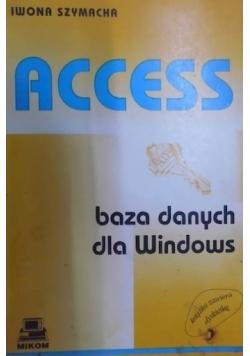 Access baza danych dla Windows