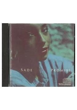 Sade promise, płyta CD