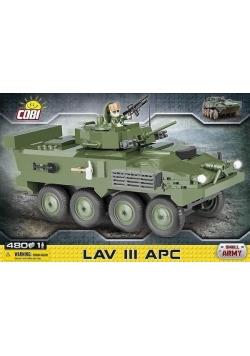Small Army LAV III APC - kanadyjski bojowy wóz
