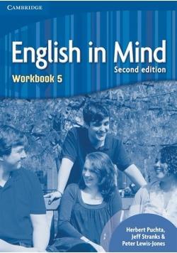 English in Mind 5 Workbook