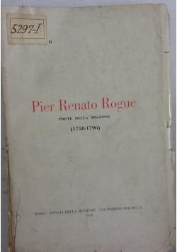 Pier Renato Rogue, 1933r