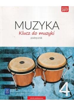 Klucz do muzyki 4 Podręcznik