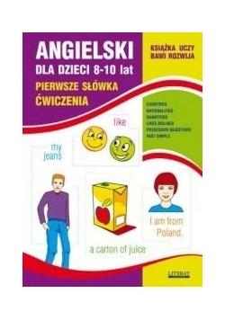 Angielski dla dzieci z.14 8-10 lat ćw. 2018