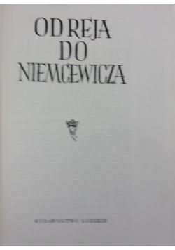 Księgi humoru polskiego. Od Reja do Niemcewicza